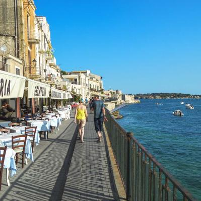 16 Siracusa Waterfront Restaurants Sicily
